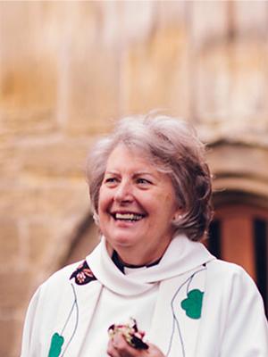 Rev Gabby Llewelyn