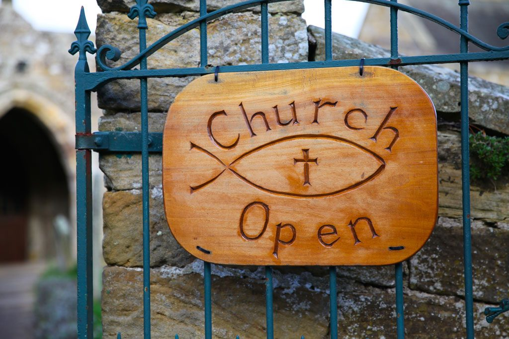 Church Open